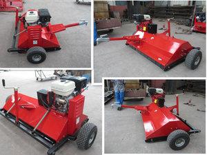 ATV Slagklippare 15HK Bensin Rear wheel