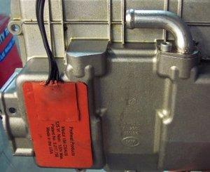 Type3B 230V/600Watt 13x16cm