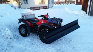 Snöblad ATV 180cm Highlifter