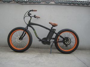 Elcykel Monster Glider 1000W